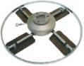 lopatkové hladítko - ocelové lopatky, D 1050 mm