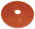 čistící kotouč 330 mm, modrý