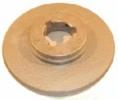 unašecí talíř 430 mm, pro brusné kotouče