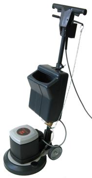 ES 330 kartáčovací, leštící a čistící stroj
