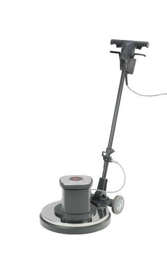 ES 51 jednokotoučový čistící stroj
