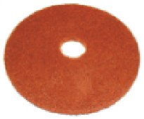 čistící kotouč 330 mm, hnědý