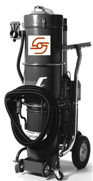 SDC 580 průmyslový vysavač 5,0 kW