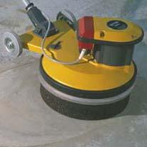 STR 580 VF Víceúčelový rotační stroj (bruska, hladička, čistící stroj)