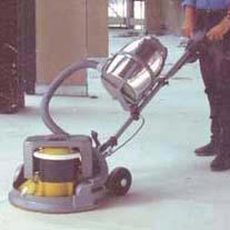 STR 701 LVF víceúčelová bruska na betony, anhydridy