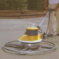 STR 702 S Víceúčelový rotační stroj (bruska, hladička, čistící stroj)
